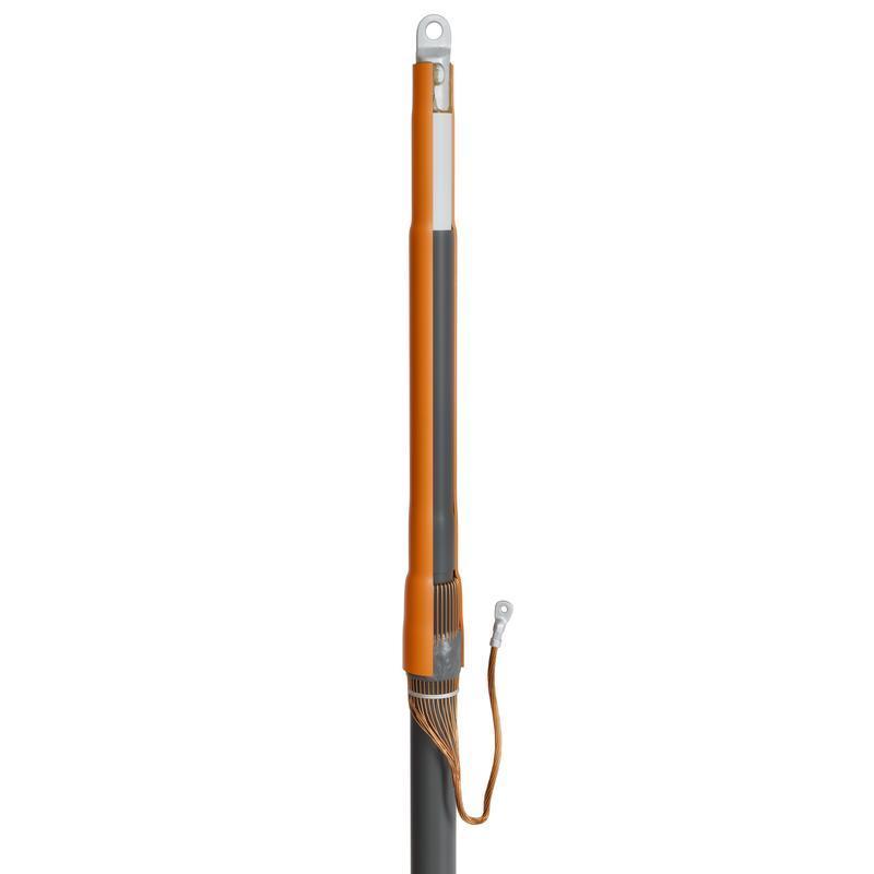 Концевая кабельная муфта наружной установки для кабелей с изоляцией из сшитого полиэтилена до 10 кВ