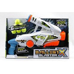 LAN 91600 Бластер Ballist-X Ball Blaster c 6 мягкими foam-шарами