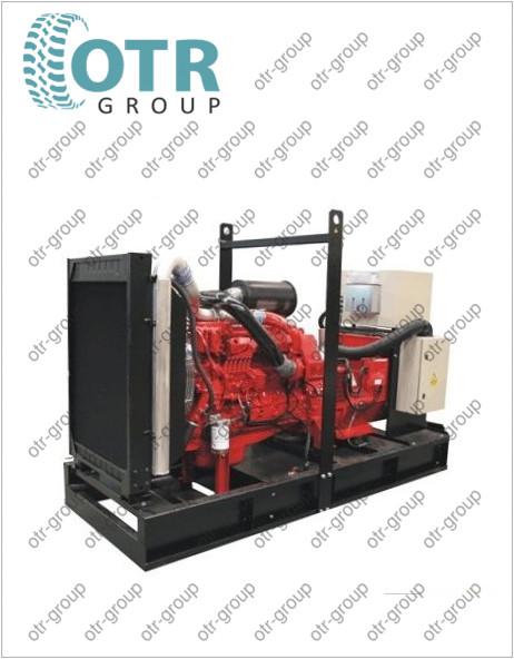 Запчасти на дизельный генератор Gesan DPB 90E