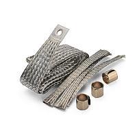 Комплекты заземления КМЛЭ для кабелей с медным ленточным экраном КВТ КМЛЭ-2