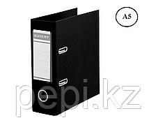 Папка регистратор А5, 7,5см Черный