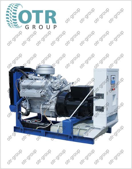 Запчасти на дизельный генератор Gesan DPA 110E