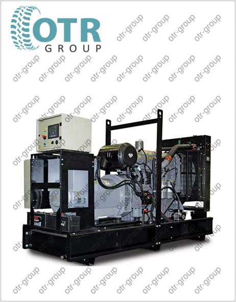 Запчасти на дизельный генератор Gesan DPB 110E