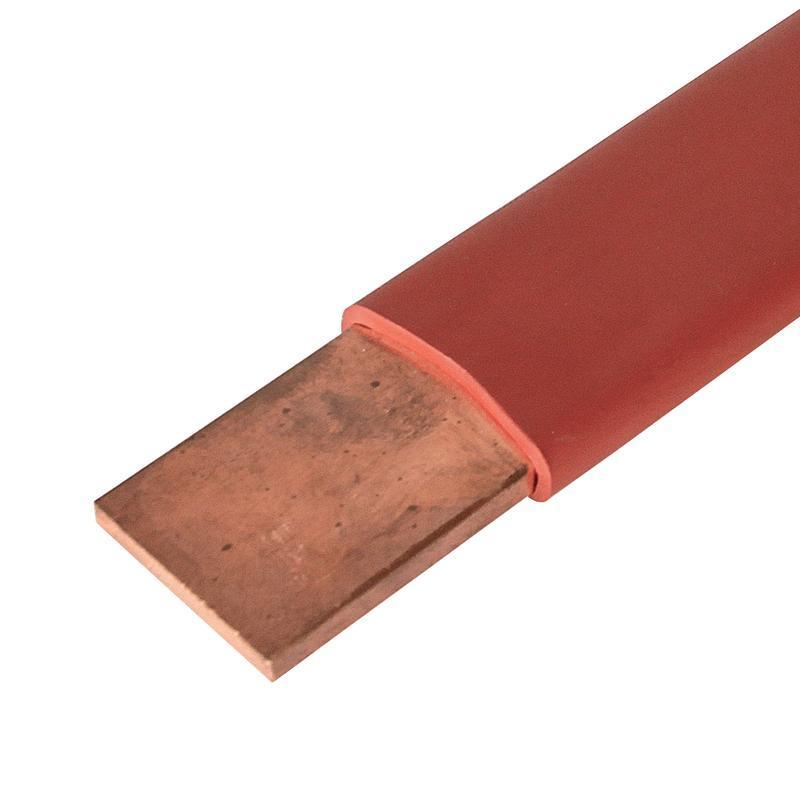 Термоусадочные трубки для изоляции шин напряжением до 35 кВ ТТШ-35 КВТ ТТШ-35-65/25