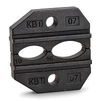 Матрица для опрессовки изолированных наконечников МПК-07