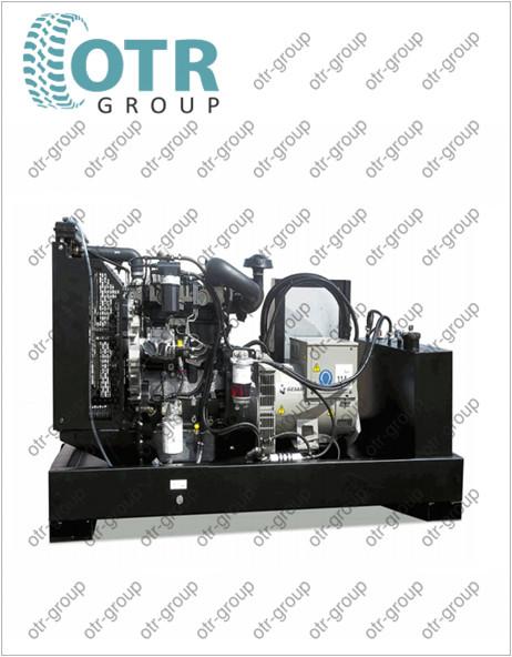 Запчасти на дизельный генератор Gesan DJB 135E