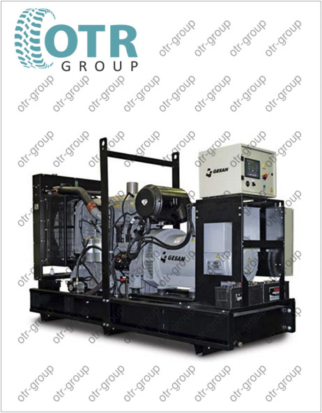 Запчасти на дизельный генератор Gesan DVA 140E