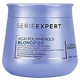 Маска для сияния оттенков блонд L'Oreal Professionnel Еxpert Blondifier Masque 250 мл., фото 2