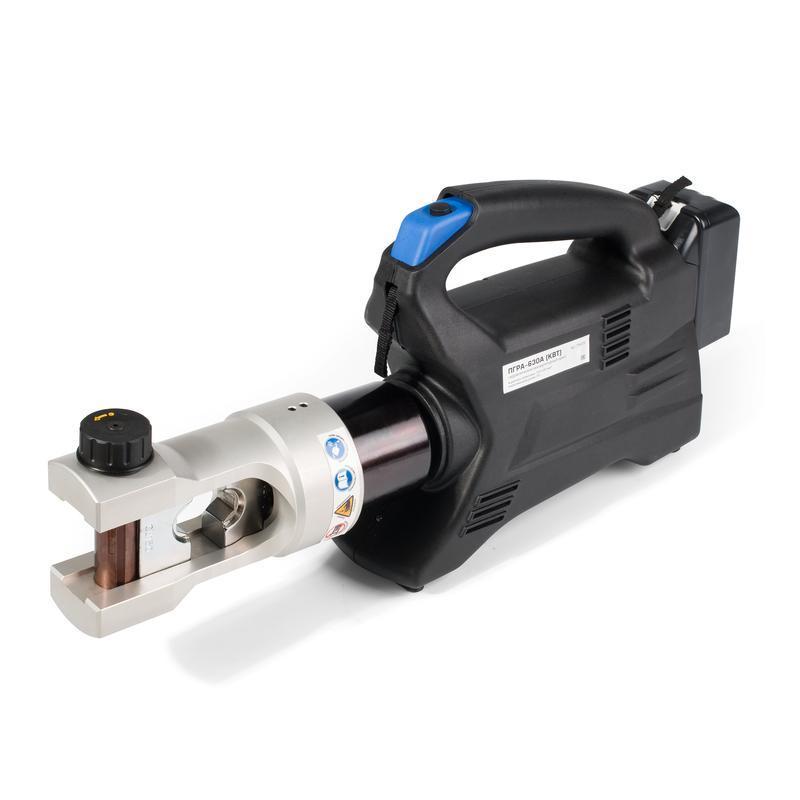Пресс гидравлический аккумуляторный с набором матриц КВТ ПГРА-630А