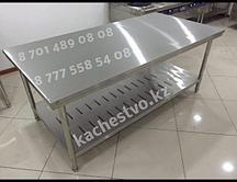 Разделочные столы 180/80/85 из Нержавеющей Стали