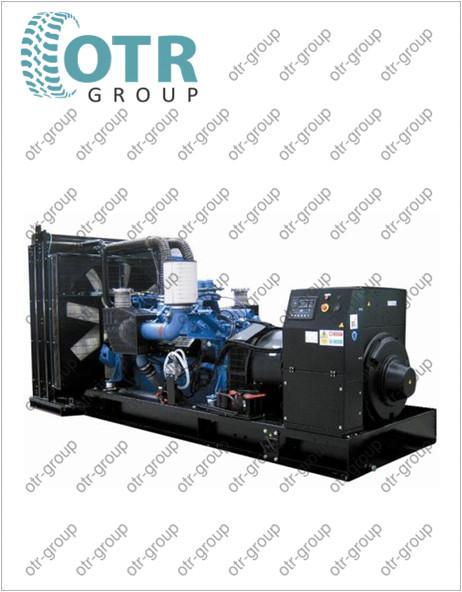 Запчасти на дизельный генератор Gesan DPB 150E