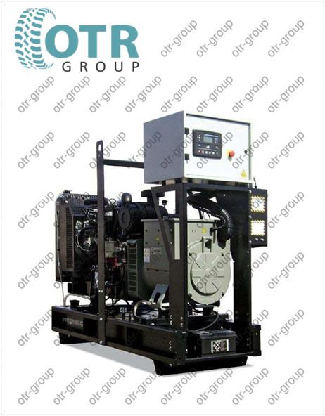 Запчасти на дизельный генератор Gesan DPA 150E