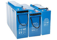 Герметичные необслуживаемые свинцово-кислотные аккумуляторы FIAMM AGM 180Ah, фото 1