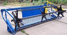 Жатка зернобобовая модернизированная ЖЗБ-4,2М (5М)