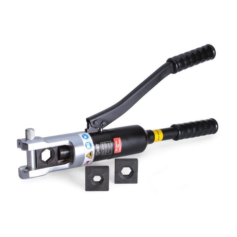 Пресс гидравлический ручной для опрессовки изолированных гильз и наконечников — ПГРс-150 СИП КВТ ПГРс-150 СИП