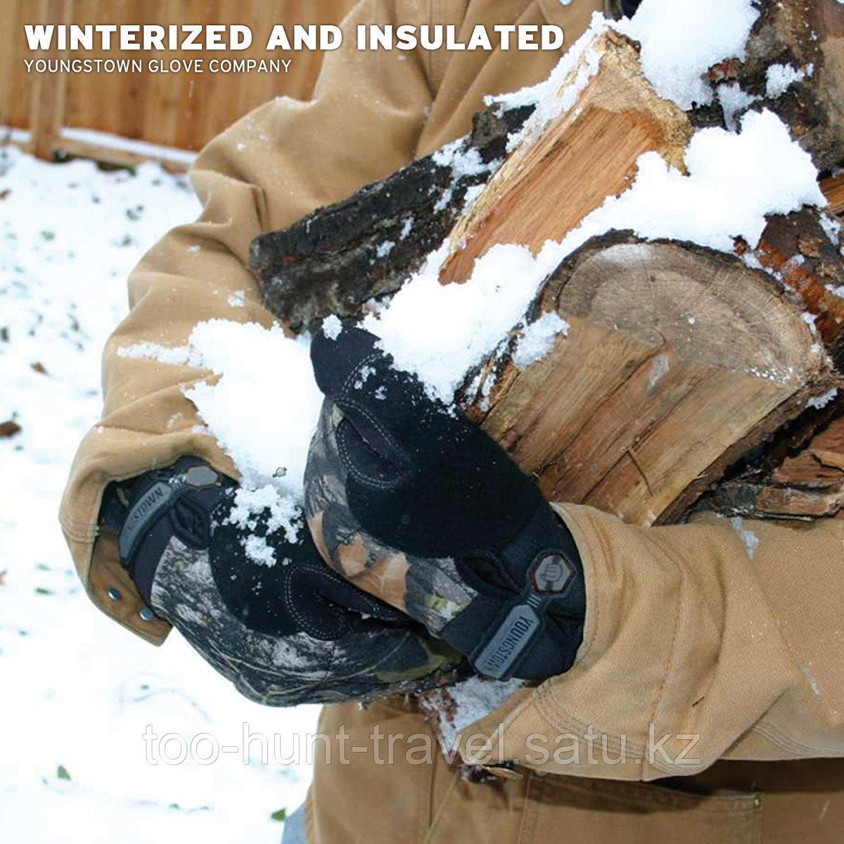 Зимние перчатки для охоты Youngstown Glove Company - фото 3
