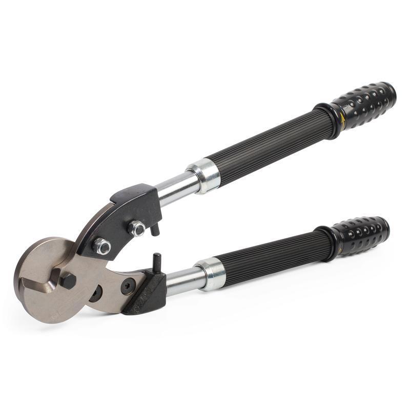 Тросорез ручной с телескопическими рукоятками КВТ ТР-12т