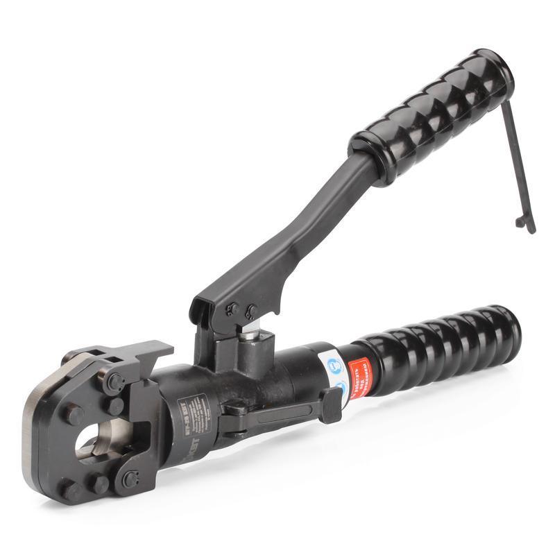 Ножницы гидравлические ручные для резки стальных канатов, проводов АС и бронированных кабелей КВТ НГР-20