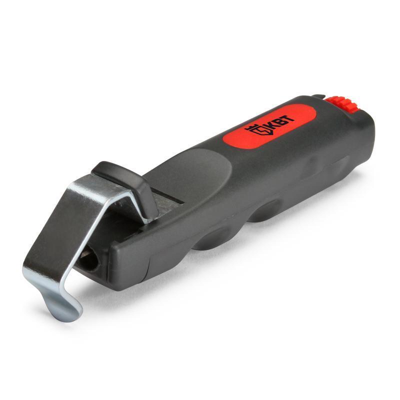 Инструмент для снятия оболочки кабеля — КС-28у КВТ КС-28у