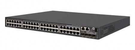 Коммутатор HP Enterprise HPE 5510 48G PoE+ 4SFP+ HI 1-slot Switch_2x720W AC PSU (JH148A_720W_PoE)