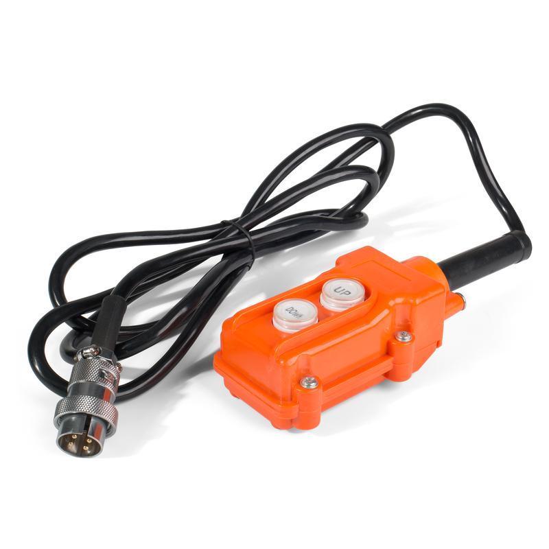 Пульт управления ручной, 2-х кнопочный КВТ ПУР-2