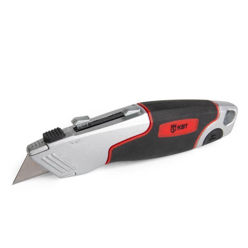 Нож строительный монтажный НСМ-14 (КВТ) КВТ НСМ-14