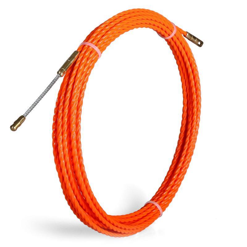 Протяжка из монолитной спирально закрученной полиэстровой нити со сменными наконечниками РЕТ-1-4.7/10