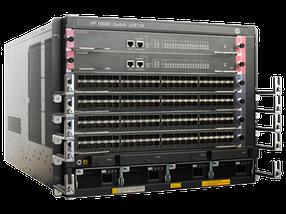 Коммутатор HP Enterprise 10504 Switch Chassis/3x16-port 10GbE SFP+ SC Mod/4x400Gbps Type A Fabric Mod/3x2500W