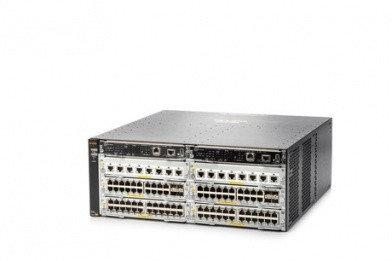 Коммутатор HP Enterprise 5406 zl Switch with Premium Software/3 x 24-port SFP v2 zl Module/2 x HP 8-port 10GBA, фото 2