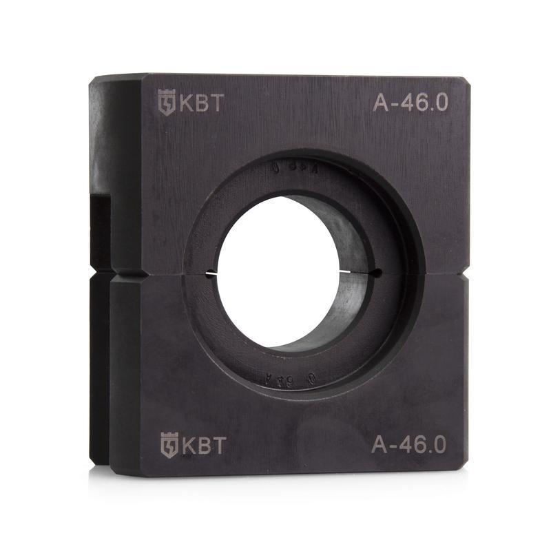 Матрица с круглым профилем обжима для пресса гидравлического ПГ-100 А-46,0/100т