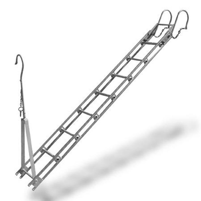 Трап выхода электромонтера на длину трапа — ТРЛ-3.4 КВТ ТРЛ-3.4