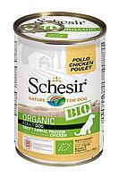Schesir Bio консервы для собак, курица 400г, фото 1