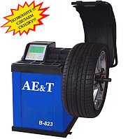 Балансировочный стенд B-823 для легковых а/м (AE&T)