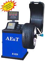 Балансировочный стенд B-829 для легковых а/м (AE&T)