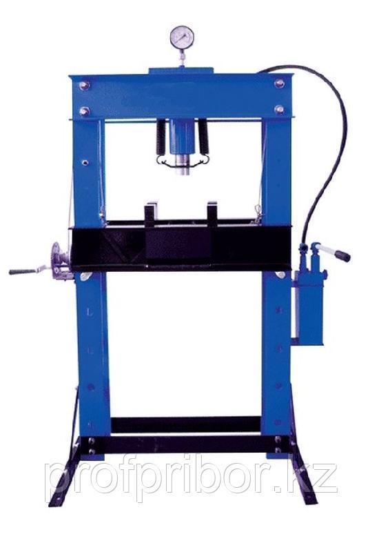Пресс T61250 50т гидравлический (AE&T)