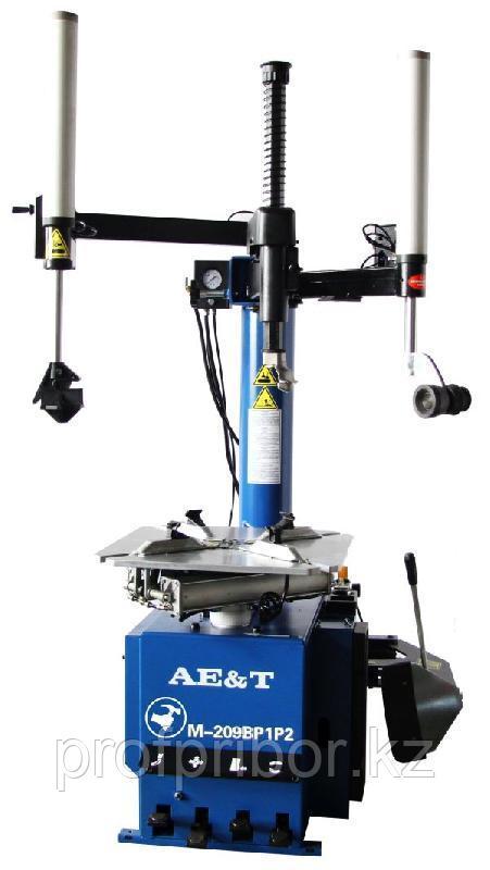 Шиномонтажный стенд M-209BP1P2 (BL548IT) полуавтомат (AE&T)