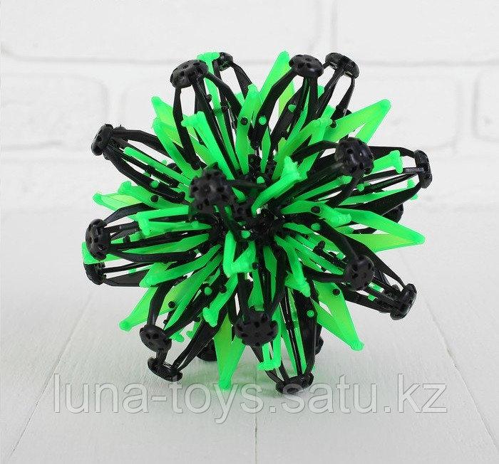 """Головоломка шар """"Иголка"""", цвет зеленый"""