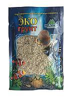 Натуральный кварцевый грунт «Куба-2» окатанный 1-2 мм