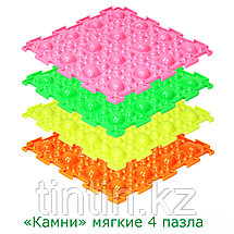 Детский массажный коврик «Ортодон», 8 модулей, набор «Светлячок» МИКС (от 3 лет), фото 3
