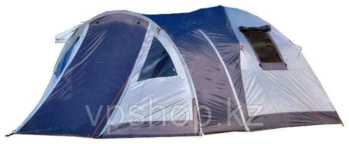 Трехместная туристическая палатка LANYU 1912 с тамбуром, доставка