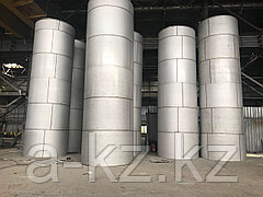 Силосы и бункеры стальные