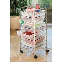 Система хранения (комод) с выдвижными ящиками на колесиках, EP7525S-10