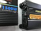 Инвертор преобразователь 12-220V 2000 ВТ, фото 3