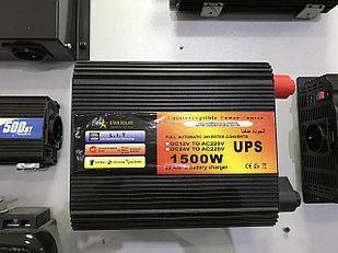 Инвертор преобразователь 12-220V 1000 ВТ (1 квт)