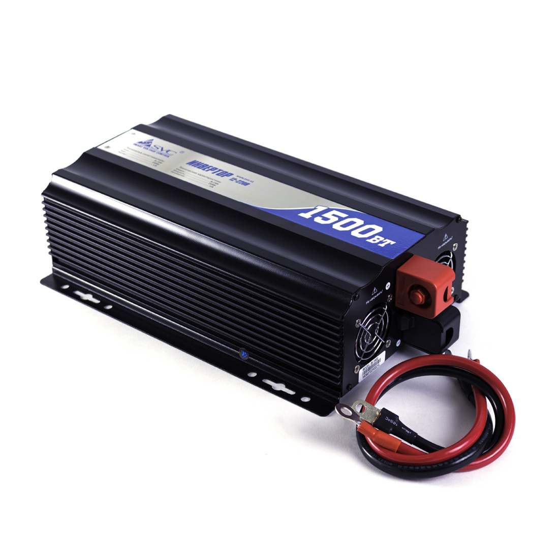 Автомобильный инвертор 1500 вт SVC BI-1500