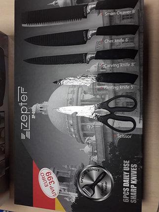 Набор ножей Zepter , фото 2