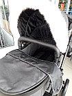 """Теплая зимняя коляска трансформер 2 в 1 """"Taul"""", фото 2"""