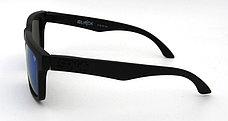 Солнцезащитные очки SPY+ by Ken Block, черные дужки,черная оправа., фото 3