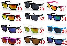 Солнцезащитные очки SPY+ by Ken Block, черные дужки,черная оправа., фото 2