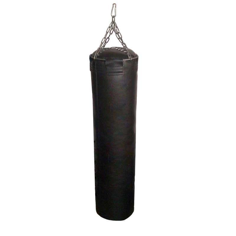 Боксерский мешок из натуральной кожи 120см